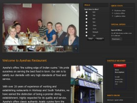 ayeshasrestaurant.co.uk