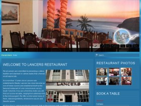 lancersrestaurant.co.uk