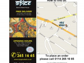 cityspicesheffield.co.uk
